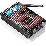 MeLE Mini PC Windows 10 Pro 8GB DDR 128GB eMMC Intel Celeron J4125 Processor Quad-Core Fanless Mini Computer 4K HD BT4.2 2.4G