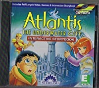 Atlantis The Underwater City - Interactive Storybook [並行輸入品]