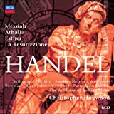 Hogwood conducts Handel Oratorios