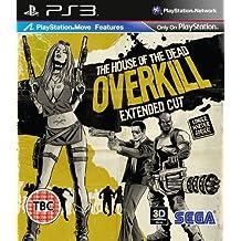 ザハウスオブザデッド:オーバーキル - 拡張カット(PS3)UKバージョン(多地域) House of the Dead: Overkill - Extended Cut (PS3) UK Version (Multi Region)