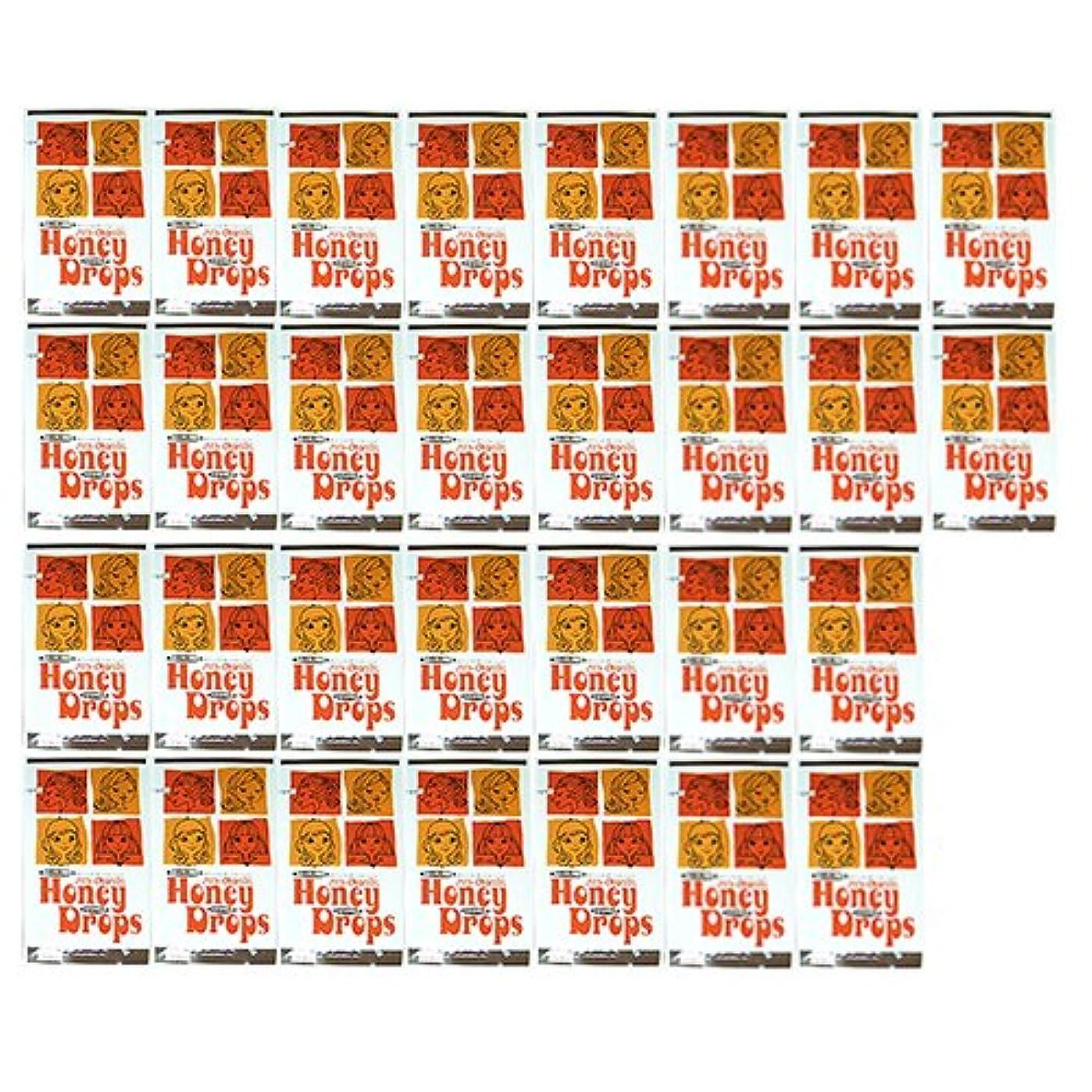 温度キノコ刺すハニードロップス(Honey Drops) 20ml 使い捨て潤滑ローション D柄 × 30個入