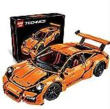 ポルシェ911 GT3 RS レゴと互換性 by Lepin テクニック TECHNIC Porsche