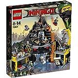LEGO NINJAGO Garmadon's Volcano Lair 70631 Playset Toy