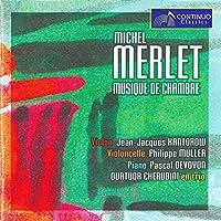 Merlet: Chamber Music