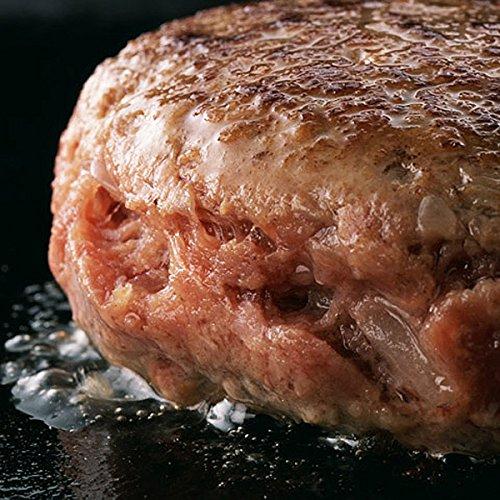 鳥肉 無添加 牛肉100% Gravy ジューシー ハンバーグ 150g × 6個 ( 手捏ね ) [ お中元 / お歳暮 にも ] 【 冷凍 】