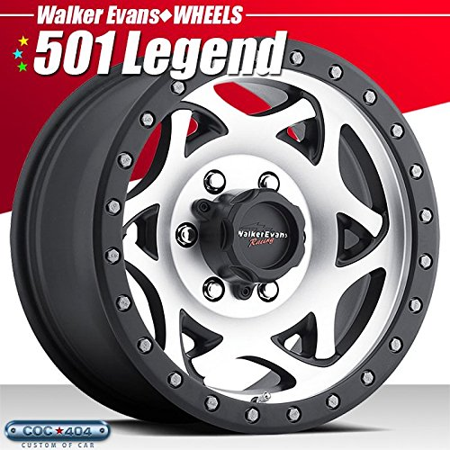 Walker Evans 501 Legend シルバー&ブ...