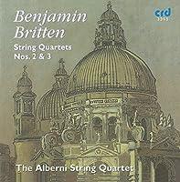 Britten: String Quartets Nos
