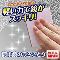 【日本製】簡単 鏡のうろことり 11枚入(10枚+1枚キャンペーン)