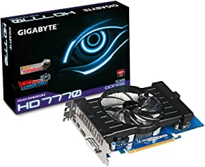 GIGABYTE グラフィックボード Radeon HD7770 1GB PCI-E GV-R777OC-1GD REV2.0/A