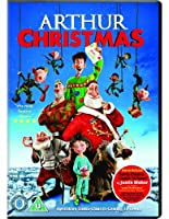 Arthur Christmas [Import anglais]