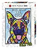 HEYE Puzzle ヘイパズル Dean Russo : Dogs Never Lie (1000 ピース) 29732