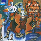 Israel Sym: Suite for Viola & Orchestra