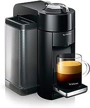DeLonghi Nespresso VertuoLine Coffee & Espresso Machine, Black, ENV135B
