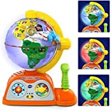 VTech Light and Flight Discovery Globe - Online Exclusive [並行輸入品]
