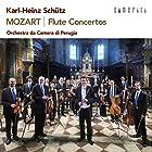 モーツァルト:フルート協奏曲集/カール=ハインツ・シュッツ