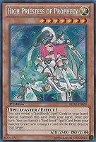 遊☆戯☆王???High Priestess of Prophecy ( redu-en020?)???Return of the Duelist???Unlimited Edition???Secret遊☆戯☆王レア