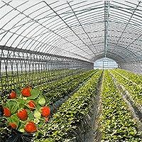 農業用フィルム スーパーバーナルライト 厚さ0.1mm × 幅150cm × 長さ100m ハウスのフィルムの張替え作業が削減 昭和パックス カ施