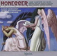 Honegger: Une Cantate de Noel, Horace victorieux, Cello Concerto by Alban Gerhardt (2008-11-11)