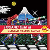 HuCARD Disc In BANDAI NAMCO Games Inc.Vol.2