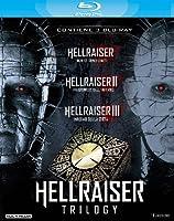 Hellraiser Trilogy (3 Blu-Ray) [Italian Edition]