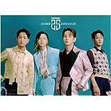 【ビッグサイズポストカード付】 SHINee New Mini Album SUPERSTAR 【 完全生産限定盤 A - Photo Edition - 】(CD+撮り下ろしPHOTOBOOKLET)