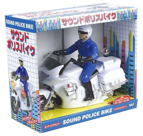 サウンド&フリクション サウンドポリスバイク