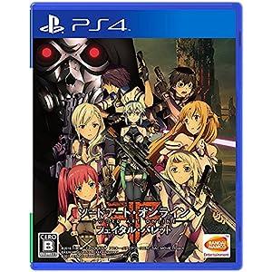 【PS4】ソードアート・オンライン フェイタル...の関連商品2