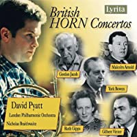 British Horn Concertos by VARIOUS ARTISTS (2007-05-08)