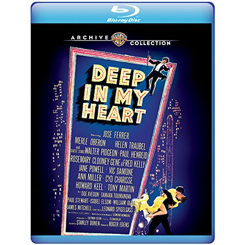 Deep in My Heart (1954) [Blu-ray]