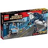 「レゴ (LEGO) スーパー・ヒーローズ アベンジャーズ クインジェットのシティーチェース 76032」のサムネイル画像