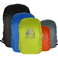 Unigear【最新版】 リュックカバー レインカバー 雨よけ ザックカバー 防水カバー 2倍以上の防水 耐水压5000…