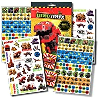 DINOTRUX Stickers - Over 295 Stickers 【You&Me】 [並行輸入品]