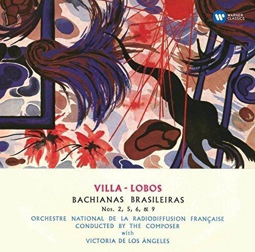 ヴィラ=ロボス:ブラジル風のバッハ第1、2、5 & 9番(SACDハイブリッド)