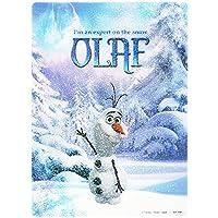 アナと雪の女王 下敷き オラフ 《S4133145》