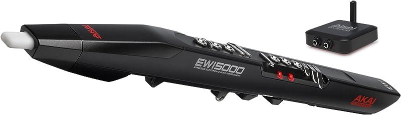 Akai Professional 管楽器 ワイヤレス ウインドシンセサイザー リアル楽器音源 EWI5000