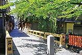 1000ピース ジグソーパズル 京風情‐祇園巽橋‐(京都) (50x75cm)