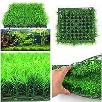 大型プラスチック工場水槽水族館水族館水族館デコレーション人工水生植物プラスチック水族館装飾用装飾水草