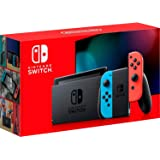 Nintendo Switch with Neon Blue and Neon Red Joy‑Con - HAC-001(-01) [International version]