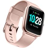 TZL Fitness Tracker Smart Watch with Heart Rate and Sleep Monitor, 9 Sports Modes Activity Tracker with Calorie Counter, Pedo