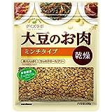 マルコメ ダイズラボ 大豆のお肉(大豆ミート) 乾燥ミンチ 100g