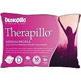 Dunlopillo Therapillo Premium Memory Foam Contour Pillow (Standard)