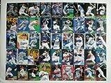 BBMベースボールカードプレビュー2001 レギュラーコンプ全124種
