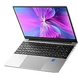 Core i7搭載 Office2016付き 初期設定不要 15.6インチ高性能ノートPC Win10 Pro Core i7高速CPU搭載 8Gメモリー薄型ノートPC (128G SSD, シルバー)