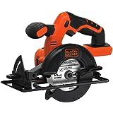 BLACK+DECKER 20V MAX* 5-1/2-Inch Cordless Circular Saw, Tool Only (BDCCS20B)