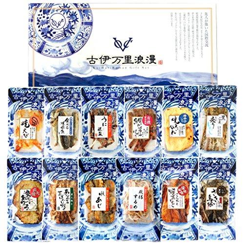 小島食品工業 おつまみギフトセット 和酒党12選