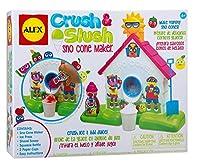 ALEX Toys Crush and Slush Sno Cone Maker [並行輸入品]