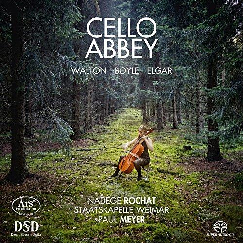 Walton/Boyle/Elgar: Cello Abbe