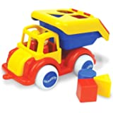 Viking Toys Viking Toys - Jumbo Shape Truck with 2 Figures