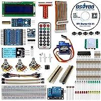 aspberry Pi 3 Zero W DIY Basic Starter learning Kit ラズベリーパイ3ゼロW DIY基本スターター学習キット [並行輸入品]