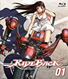 RIDEBACK 01(初回限定版)[Blu-ray/ブルーレイ]